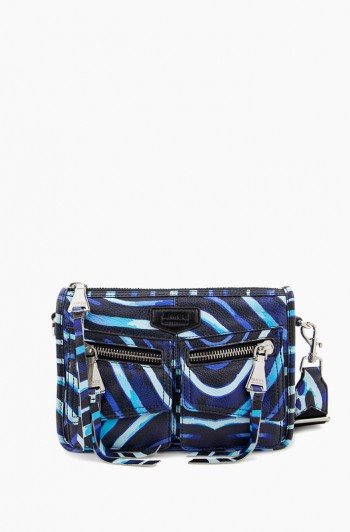 Road Trip Crossbody, Angel Fish Print