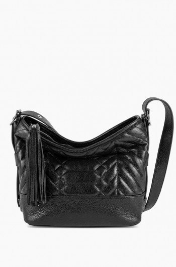 Scene Stealer Bucket Bag, Black