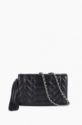Scene Stealer Crossbody, Black
