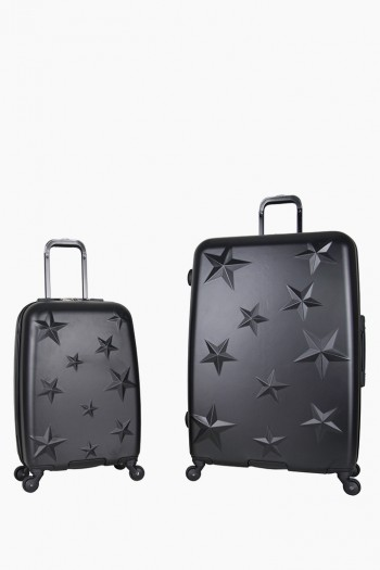 Star Journey Luggage Collection Duo, Black