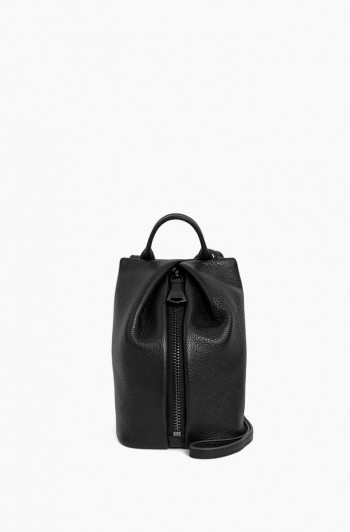 Tamitha Mini Crossbody, Black/Black