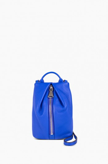 Tamitha Mini Crossbody, Lapis Blue