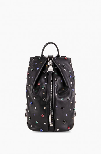 Mini Tamitha Backpack, Jeweled