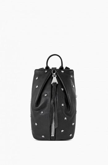 Mini Tamitha Backpack, Starfish Studs