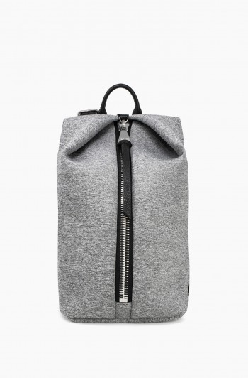 Care Free Tamitha Backpack, Dusty Gray Neoprene