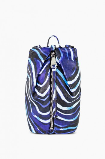 Tamitha Backpack, Angel Fish Print