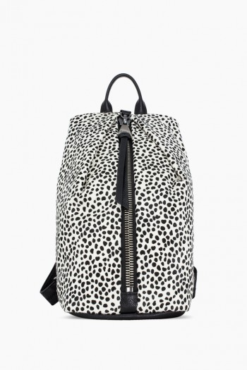 Tamitha Backpack, Spotted Cheetah Haircalf