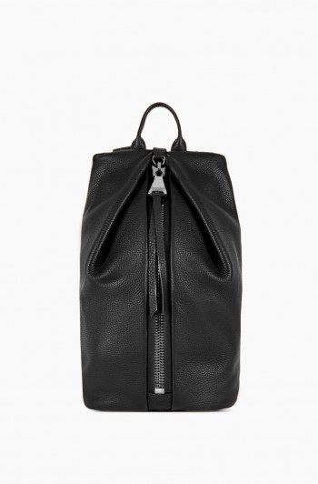 Tamitha Backpack, Black  w/ Silver