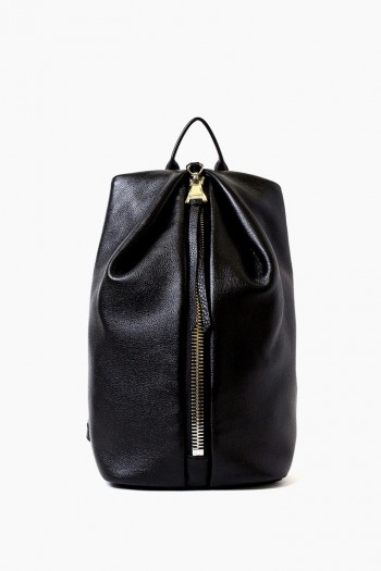 Tamitha Backpack, Black w/ Gold