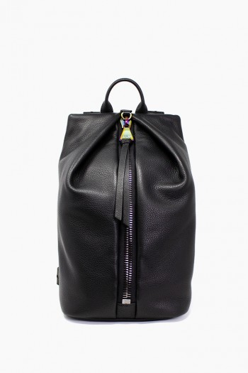 Tamitha Backpack, Black w/ Iridescent