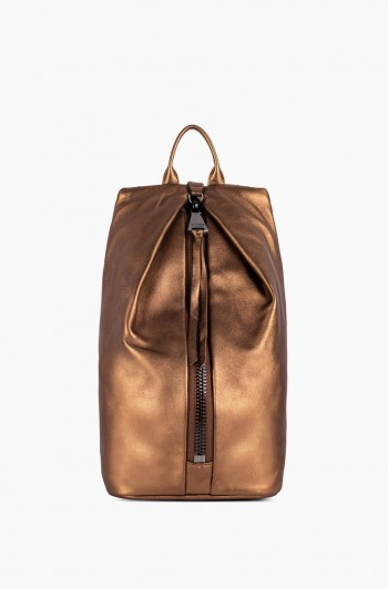 Tamitha Backpack, Metallic Bronze