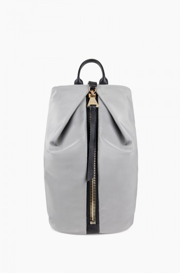 Tamitha Backpack, Slate Grey Nylon