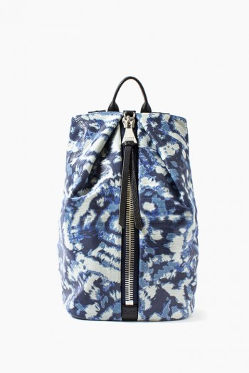 Tamitha Backpack, Indigo Tie Dye
