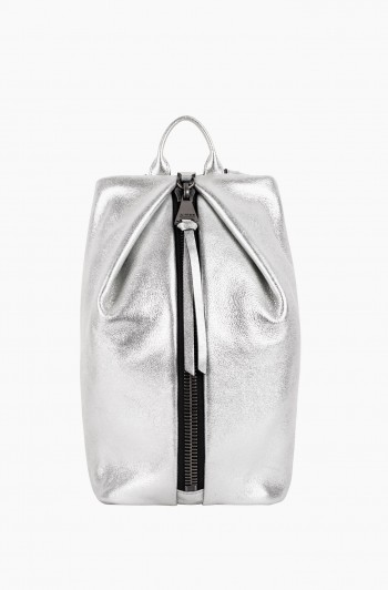 Tamitha Backpack, Mosaic Silver