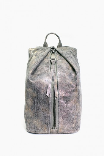 Tamitha Backpack, Shimmer Denim Leather