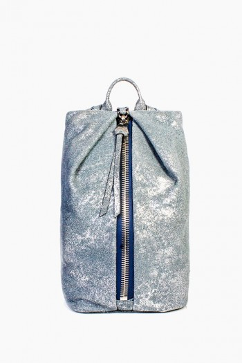 Tamitha Backpack, Distressed Denim