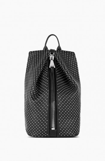 Tamitha Backpack Studded, Black