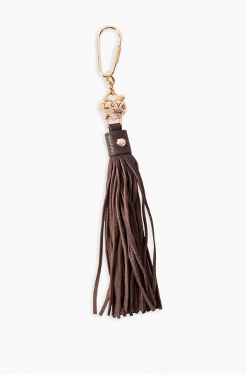 It's a Love Thing Tassel, Espresso