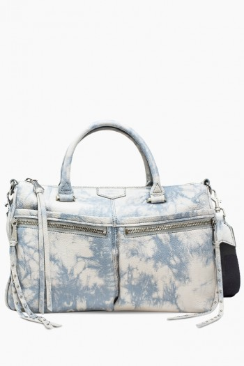 You Got This Satchel, Sky Tie Dye