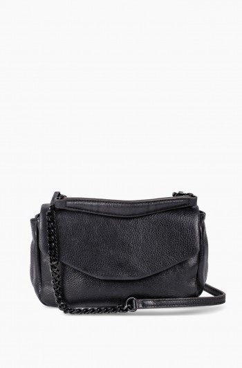W33rd Mini Crossbody, Black