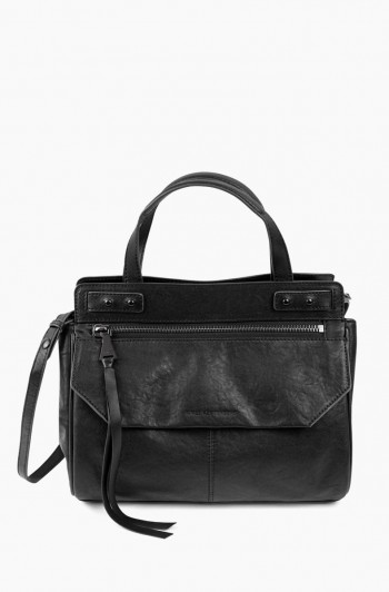 Walk Of Fame Satchel, Black