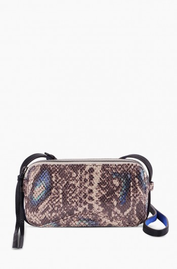 Wild at Heart Crossbody, Pop snake