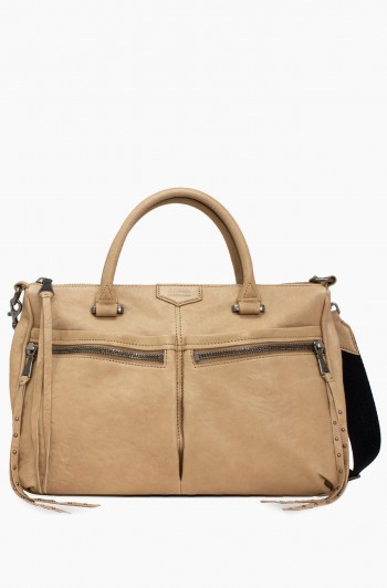 You Got This Satchel, Desert Brown