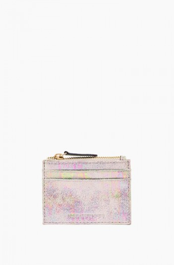 Zip it Up Card Case, Sunrise Metallic