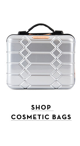 SHOP COSMETIC BAGS